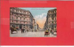 #G0410# NAPOLI - PIAZZA NICOLA AMORE - Napoli