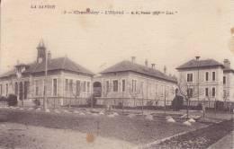 73. Savoie : Chambéry  : L ' Hopital  . - Chambery