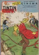 Journal TINTIN - Edition Belge.    1955.  N°45.    Couverture Reding. - Tintin
