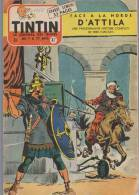 Journal TINTIN - Edition Belge.    1955.  N47.    Couverture Funckens. - Tintin