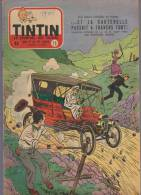 Journal TINTIN - Edition Belge.    1955.  N19.    Couverture Reding . - Kuifje
