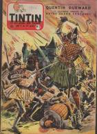 Journal TINTIN - Edition Belge.    1955.  N2.    Couverture  Funcken. - Tintin