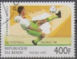 Benin  -  Football -used - Bénin – Dahomey (1960-...)
