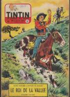 Journal TINTIN - Edition Belge.    1955.  N36.    Couverture  Ref. - Tintin