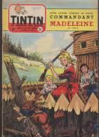 Journal TINTIN - Edition Belge.    1955.  N°24.    Couverture  Panis. - Tintin