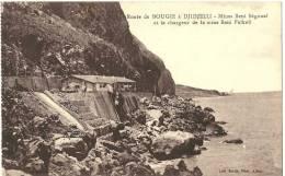 Route De Bougie A Djidjelli Mines Beni Ségoual - Autres Villes