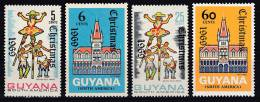 Guyana 1969 ( Christmas ) - Complete Set - MNH (**) - Guyana (1966-...)