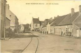 SAINT-REVERIEN - Un Coin Du Bourg - Autres Communes