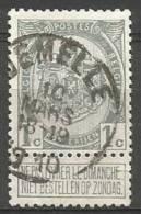 81  Obl Jemelle (+125) - 1893-1907 Armoiries