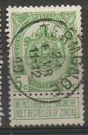 83  Obl  Termonde  (+40) - 1893-1907 Wapenschild