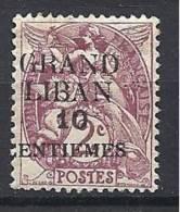 GRAND LIBAN  N� 1 type 2  NEUF*   TTB