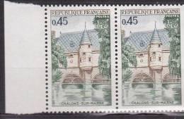 N° 1602 42ème Copngrès National De La Fédération Des Sociétes Philatélique Françaises: Ancin Pont Des Archers - Neufs