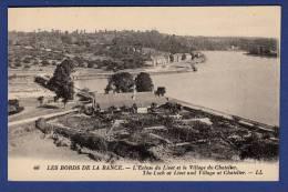 35 LE CHATELLIER Ecluse Du Livet Et Village Du Chatelier, Les Bords De La Rance - Le Châtellier