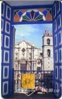 @+ Cuba : Catedral De La Habana (100 000ex) : Ref : CUB-007 - Cuba