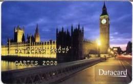 @+ Carte De Démonstration - Angleterre - Londres (Salon Cartes 2008) - Culture