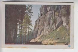 FOTOGRAPHIE - MIETHE, Sächsische Schweiz, Kuhstallfelsen Serie 1054 - Fotografie