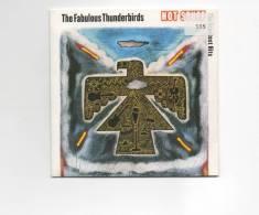 CD   FABULOUS THUNDERBIRDS    HO STUFF   GREATEST HITS   EPIC 472226 21992 - Rock