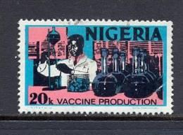 Nigeria 1973, Minr 283-I Vfu. Cv 5 Euro - Nigeria (1961-...)