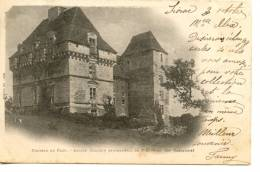 FAGE - Dordogne (24) - L'ancien Château Seigneurial De Saint Cyprien (en Sarladais) - Schlösser