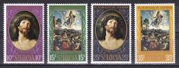 St. Lucia 1969 ( Easter - Painting ) - Complete Set - MNH (**) - Religión