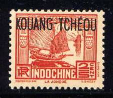 KOUANG TCHEOU - N° 99** - JONQUE