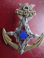 INSIGNE SAHARIEN SERVICE VETERINAIRE 1er G.V.C  DRAGO.1300 - Armée De Terre