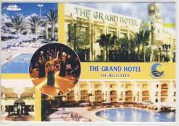 EGYPT - HURGHADA,  The GRAND HOTEL,  Stamp Used 2012, Nice Stamp - Hurghada
