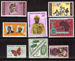 CD - 39 - CENTRAFRICAINE LOT NEUF** - Repubblica Centroafricana