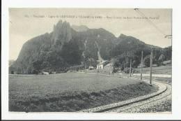 LIGNE DE GRENOBLE A VILLARD-DE-LANS , SOUS STATION DE SAINT NIZIER ET LES PUCELLES - France