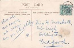 P/HISTORY - 1904 SINGLE CIRCLE CANCELLATION -TONG - Postmark Collection