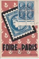 Foire De Paris, 10 Au 21 Mai 1947 - Autres