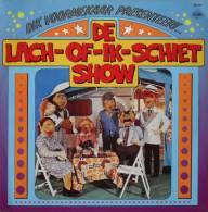 * LP *  DIK VOORMEKAAR (ANDRÉ VAN DUIN) - DE LACH-OF-IK- SCHIET SHOW (Holland 1979) - Humor, Cabaret