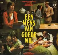 * LP *  EEN MENS VAN GOEDE WIL (originele Soundtrack) (Holland 1974 EX-!!!) - Filmmuziek