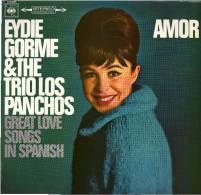 * LP *  EYDIE GORME & THE TRIO LOS PANCHOS - AMOR (Holland 1969 EX-!!!) - Discos De Vinilo