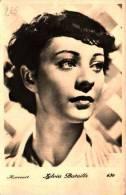 Artiste Femme B - Sylvia Bataille (Harcourt 630) - Artistes