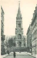 75 Eglises De PARIS XXe Notre Dame De La Croix - Arrondissement: 20