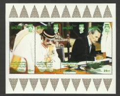 Brunei Scott # 311 - 312 MNH VF ..................................................DR - Brunei (1984-...)