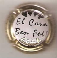 PLACA DE CAVA MAS TINELL (CAPSULE) EL CAVA BEN FET! - Placas De Cava
