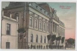Romania - Braila - Palatul Administrativ - Rumania