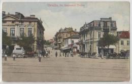 Romania - Braila - Str. Imperatul Trajan - Rumania