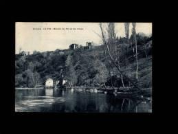 36 - ARGENTON-SUR-CREUSE - Moulin Du Pin Et Les Villas -212 Bis - Moulin à Eau - France
