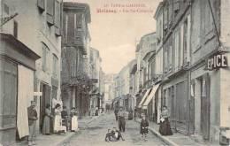 82 - Moissac - Rue Ste-Catherine - Moissac