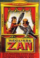 Pub Réglisse ZAN Théatre De Guignol - Theatre