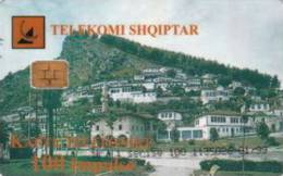 Albania - ALB-25, Berat Unesco Traditional Herritage Town, 100u, 1/99, 90,000ex, Used - Albanie