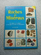 ROCHES ET MINERAUX - Encyclopédies