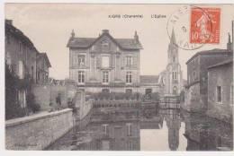 CHARENTE 16 AIGRE L'Eglise - Sonstige Gemeinden