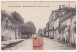 CHARENTE 16 BLANZAC Arrivée De Mouthiers - Quartier St André - Sonstige Gemeinden