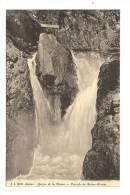 Cp, 74, Servoz - Gorges De La Diosaz, Cascade De Barme-Rousse - France