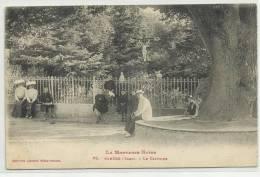 SOREZE (TARN - 81) - CPA - LE CALVAIRE - LA MONTAGNE NOIRE - France