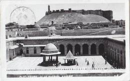 Syrie - Alep - Panorama - Mosquée Zakarié - Affranchissement